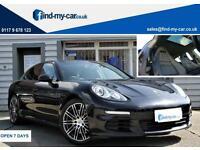 2013 63 Porsche Panamera 3.0 TD V6 Tiptronic HUGE SPEC