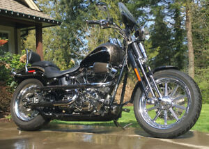 Harley-Davidson CVO FXSTSSE Screamin' Eagle Softail Springer