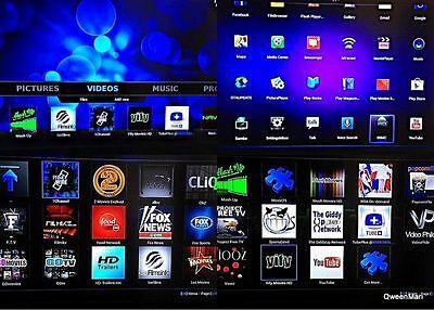 M96X ANDROID 4K UHD TV BOX v17.3 UNLOCKED MOVIES TV SHOWS HD MEDIA PLAYER