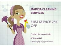 Cleaning services Glenrothes Kirkcaldy
