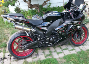 2007 zx10r SE for sale or trade