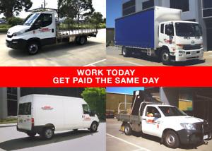 6854fafc2f truck owner driver in Sydney Region