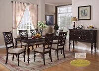 Dining Set with Server liquidation