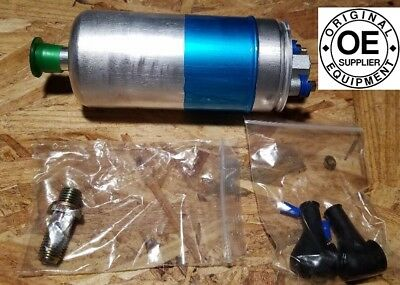 - High Pressure Fuel Pump External 29gph 110LH 6.5 bar 94.3psi Fuel Injection