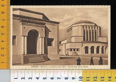 27408] TORINO - ESPOSIZIONE INTERNAZIONALE 1928 - PADIGLIONE DELLE FESTE