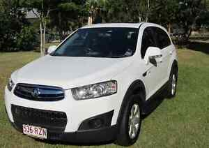 2011 Holden Captiva Wagon **12 MONTH WARRANTY** Coopers Plains Brisbane South West Preview