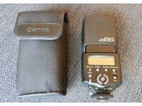 Canon Speedlite 430EX flash