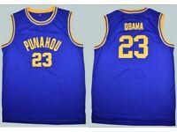 USA Obama Basketball Jersey & Sharks Jersey