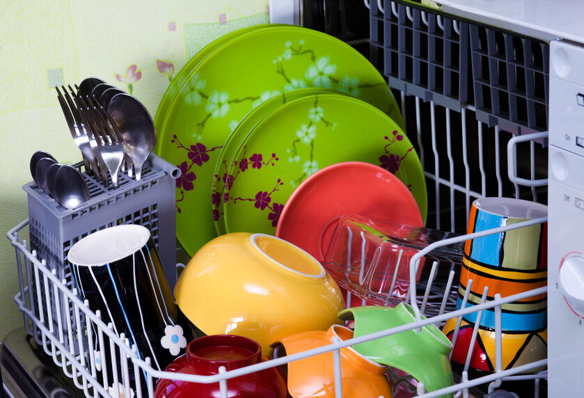 Mit diesem Geschirr setzen Sie farbige Akzente in Ihrer Küche
