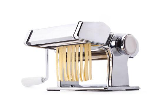 Unübertroffen und weniger Arbeit, als Sie denken: frische Pasta aus der eigenen Nudelmaschine