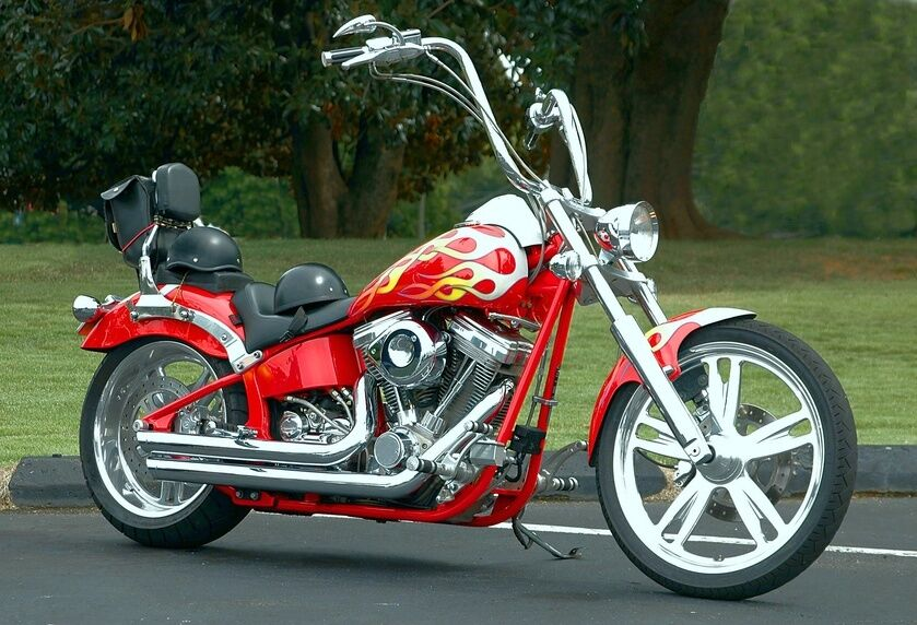 How to Build Your Own Custom Chopper