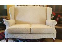 Sherborne upholstered vintage sofa