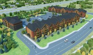The Peaks in Canmore - Show Suite NOW OPEN! - Canmore Apartments