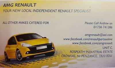 AMG RENAULT REPAIRS