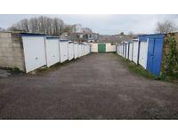 Lock up Garage to rent in Exeter - storage or car parking