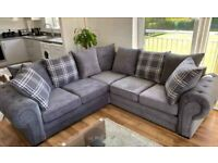 VERONA CORNER OR 3+2 SEATER SOFA SET AVAILABLE IN STOCK