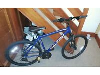 Men's Raleigh nova bike