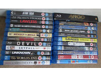 23 Blu Rays for sale