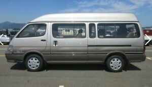 1996 Toyota Hiace GRAND CABIN or COMMUTER, super luxury van, ideal for CAMPER CONVERSION. auto turbo Yorklea Richmond Valley Preview