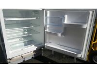 """""""ONLY2DAY""""CHEAP AS CHIPS DEAL BOSCH INTEGRATED LARDER FRIDGE USED CONDITION SERVICED £39.99"""