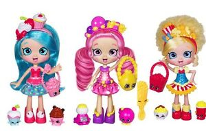 ISO shopkins Bubbleshia Popette And Jessiecake