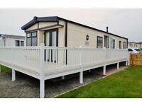 *Beachfront* Luxury Caravan Craig Tara Holiday Park, Ayrshire, SCOTLAND