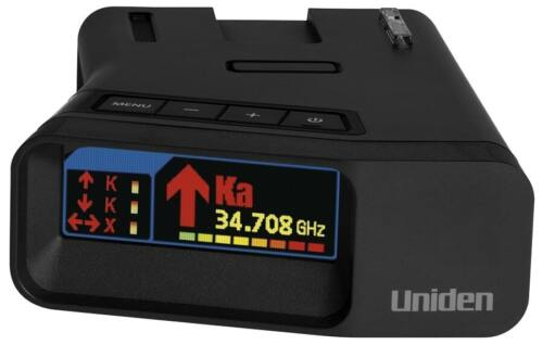 Uniden R7 Extreme Long Range Radar/Laser Detector with Built-in GPS