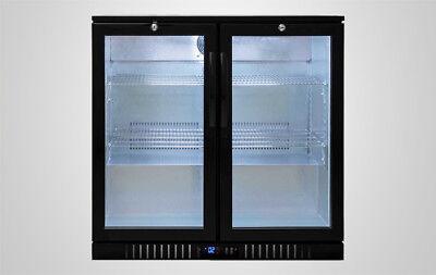 New 35 Commercial Bar Cooler Fridge Bb-2 Beverage Beer Liquor Refrigerator Nsf