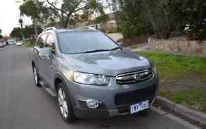 2012 Holden Captiva Wagon **12 MONTH WARRANTY** Derrimut Brimbank Area Preview