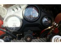 Get we cbr 600 f for sale get fast time drive s no mot but rade to for mot lovely bike