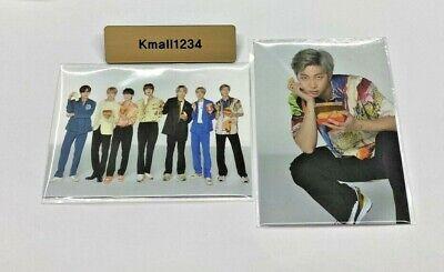 BTS X McDonald's Weverse Shop Photo Card 2Set [RM]