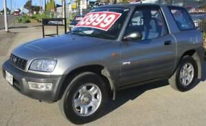 1999 Toyota RAV4 - Auto - Only $3999 Lonsdale Morphett Vale Area Preview