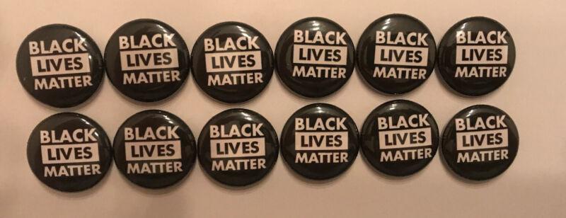 Black BG Wholesale pins lot Pin black lives matter bad cop George Floyd one inch