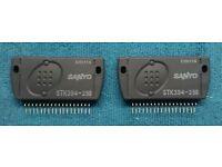 STK394-250 SANYO HEAT SINK COMPOUND LOT OF 2