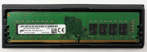 Micron 16GB DDR4 2666MHz SERVER UDIMM Non-ECC RAM MTA16ATF2G64AZ-2G6E1
