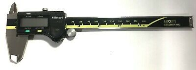 Mitutoyo 500-196-20 Digimatic Caliper 0-60-150mm Range .00050.01mm
