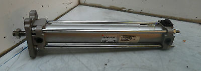 NEW OLD STOCK SMC Pneumatic Cylinder, CBA2F40-250-HN, NNB, WARRANTY