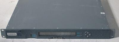Tandberg E5710 1U MPEG-2 encoder for SDI and composite (50mb/s) + BISS and PU