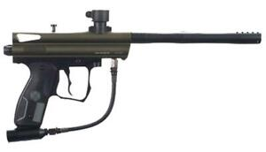 New SPYDER VICTOR PAINTBALL MARKER GUN -- A low cost way to get into the Paintball game !!!