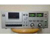 TEAC A-108 SYNC Hi-Fi Stereo Cassette Deck Recorder Made in Japan