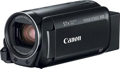 Canon - Vixia Hf R800 Hd Flash Memory Camcorder - Black