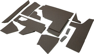 Amjd55uk Upholstery Kit Brown For John Deere 4055 4255 4455 4555 Tractors