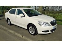 2010 SKODA OCTAVIA 1.6 TD CR 5 DOOR, FULL MOT