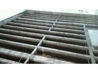 pitch pine joists 500 + 16Ft long cheap look
