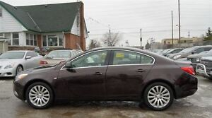 2011 Buick Regal CXL Ltd. Leather
