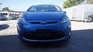 2011 Ford Fiesta SES, LEATHER, SUNROOF