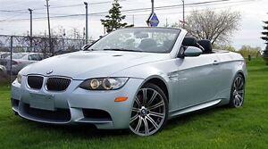 2008 BMW M3 CONVERTIBLE * 6 SPEED MANUAL * NAVIGATION * V8