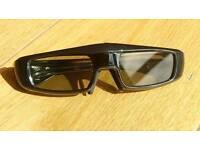 Panasonic Vera Active 3d glasses