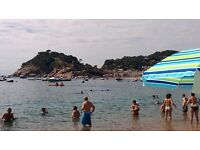 ****** BIG REDUCTION.. COSTA BRAVA HOLIDAY PACKAGE FOR TWO ****
