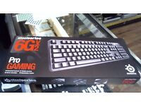 STEEL SERIES 6GV2 GAMING KEYBOARD